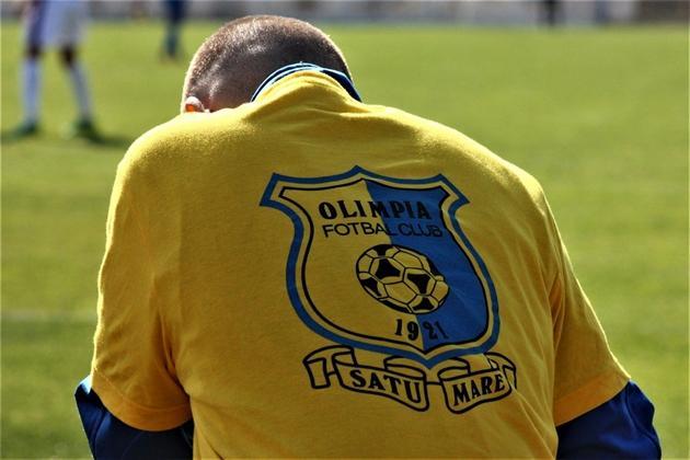 În căutarea unui spirit fotbalistic,OLIMPIA!