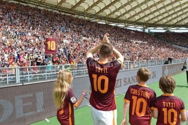 Momentul retragerii și sentimentul de a fi fotbalist!